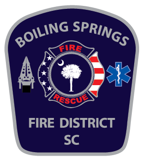 Boiling Springs Fire Department, Spartanburg County